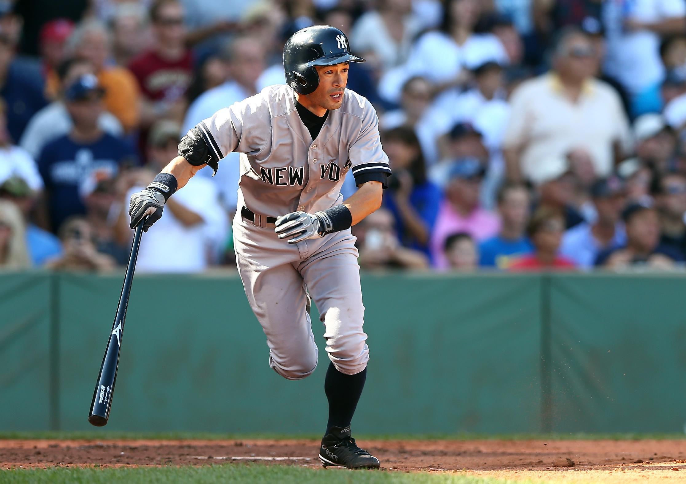 Ichiro agrees to one-year Miami deal: reports