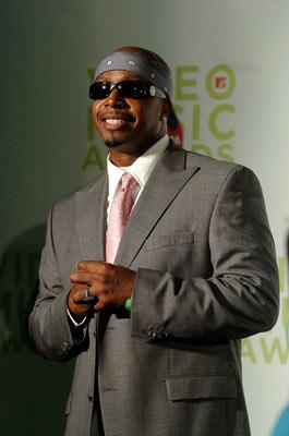 M.C. Hammer MTV Video Music Awards 2005 - Press Room - 8/28/05