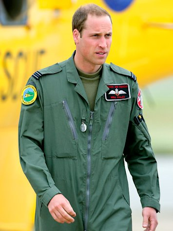 Prince William Searches for Missing Man on New Year&#39;s Day