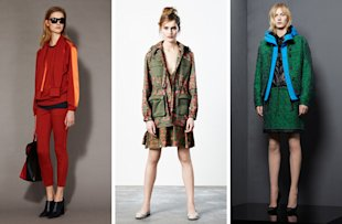 3.1 Phillip Lim, Thakoon, Proenza Schouler pre-fall collection sporty