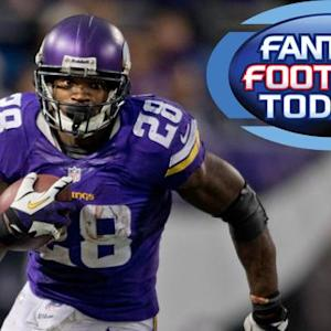 Fantasy Football Today: News & notes (12/18)