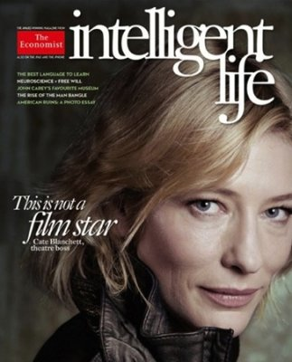 Cate Blanchett - untouched and beautiful!