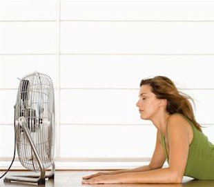 Why you should ditch the electric fan during a heatwave