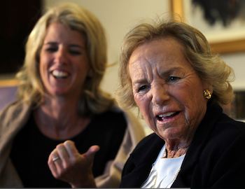Emmys: Raising the Curtain - Finally - on Ethel Kennedy