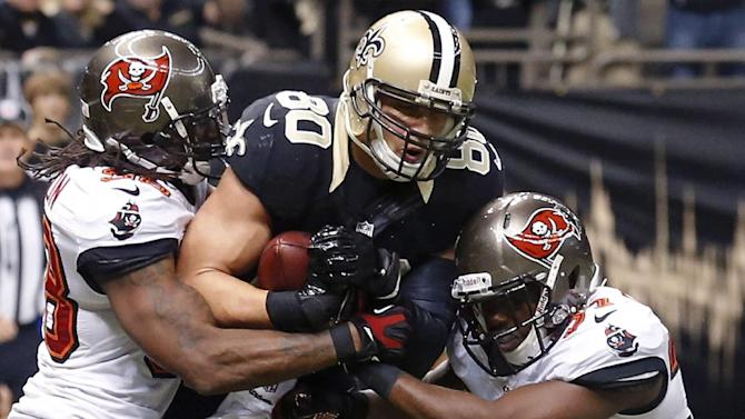 NFLPA files grievance for Saints TE Graham
