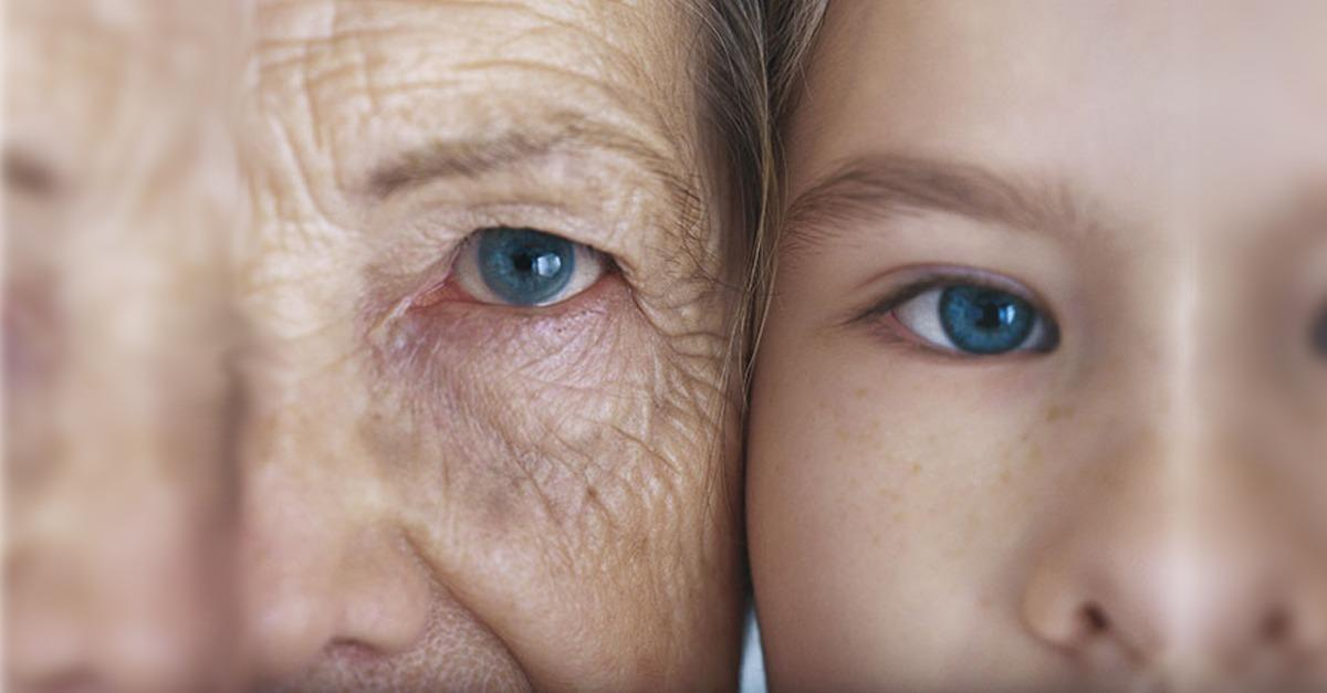 Mother or Daughter? How Older Women Erase Age