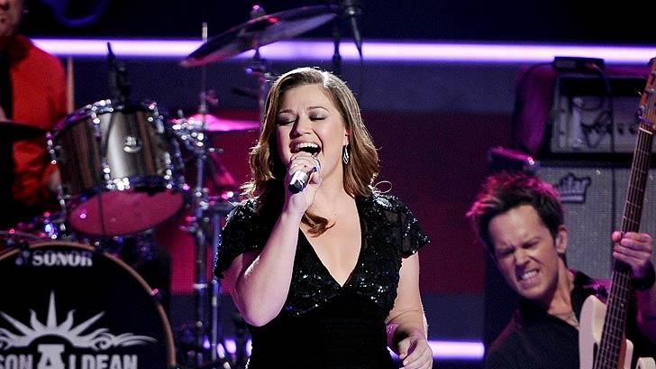 Kelly Clarkson Amrcn Idol