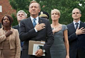 House of Cards | Photo Credits: Patrick Harbron for Netflix