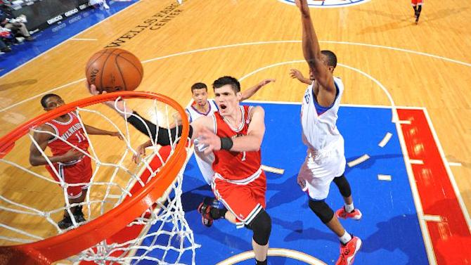 Mayo, Bucks send Sixers to 11th straight loss
