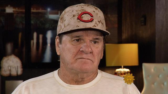 Pete Rose will be a part of 2015 All-Star Game in Cincinnati