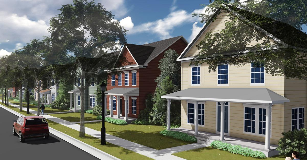 New homes in Fauquier County, from the upper $200s