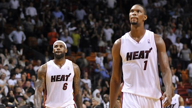 NBA: Portland Trail Blazers at Miami Heat
