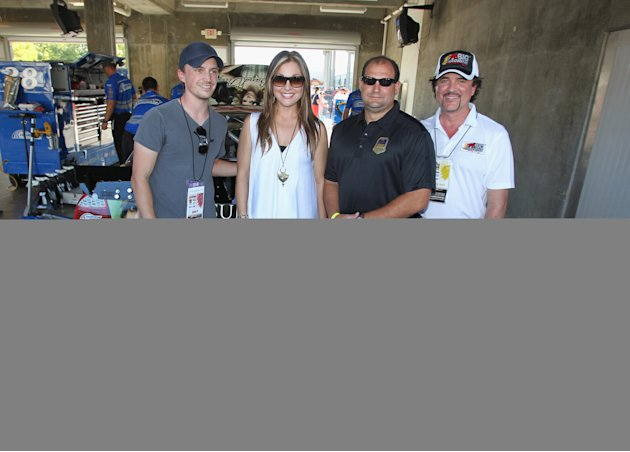 Crown Royal Honors Local Hero At The Brickyard - Day 2