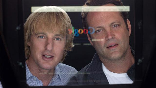 'The Internship': Vince Vaughn, Owen Wilson at Google