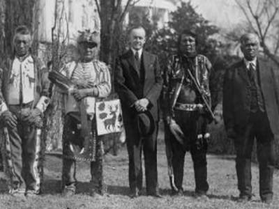 On this day in 1924: All Indians made United States citizens