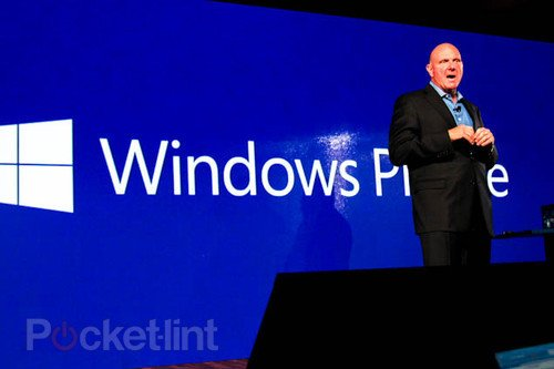 Microsoft: We are a devices company now  . Microsoft, Phones, Tablets, Gaming, Windows 8, Windows Phone 8, Xbox 360, Steve Ballmer 0
