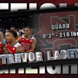 2014-15 Official Highlights | NC State G Trevor Lacey