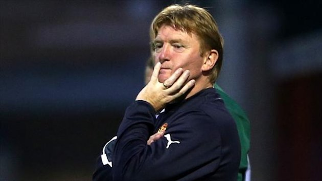 Stuart McCall's Motherwell side trail Kuban Krasnoda 2-0 heading into the second leg