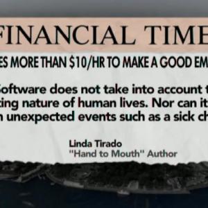 It Takes More Than $10/Hr to Make a Good Employer: Tirado