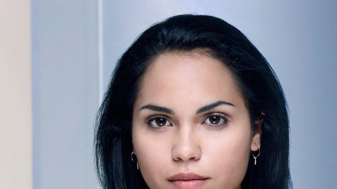 Monica Raymund stars as Ria Torres in Lie To Me.