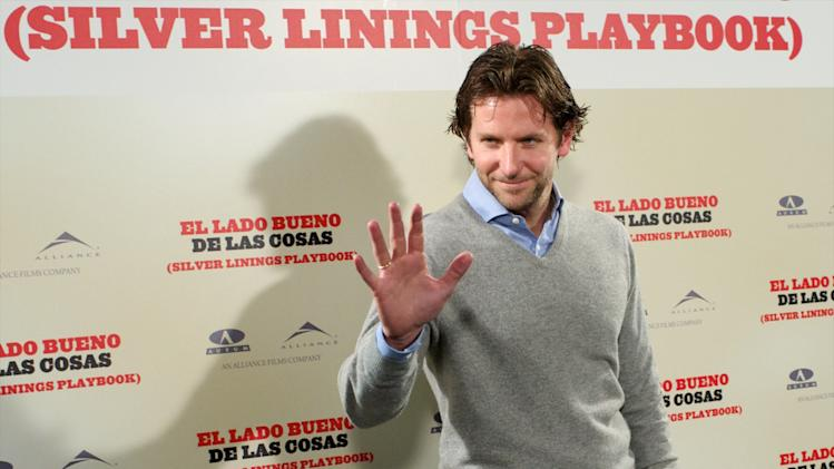 'Silver Linings Playbook' Madrid Photocall