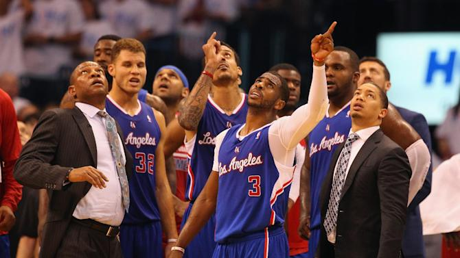 Clips regroup for Game 6 after brutal OKC loss