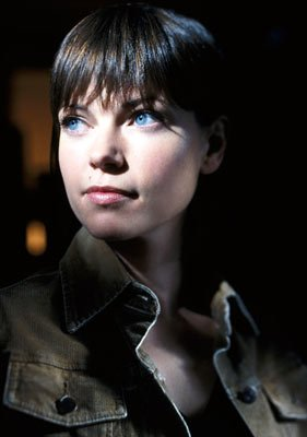 Nicole de Boer USA Network's The Dead Zone