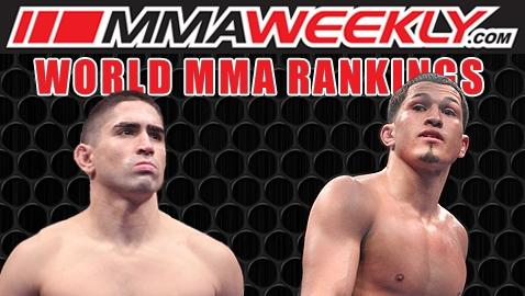 MMA Top 10 Rankings: Ricardo Lamas and Anthony Pettis Pounding Down the Door