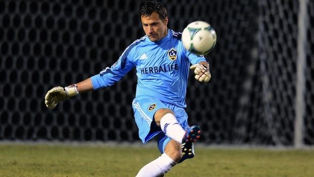 LA Galaxy goalkeeper Carlo Cudicini impressed with MLS, discusses EPL comparisons