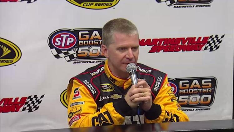 Press Pass: Jeff Burton