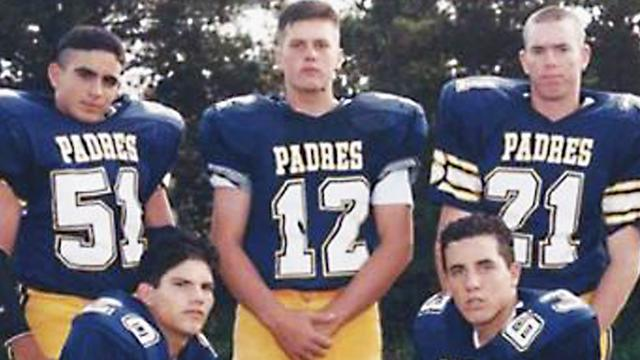 Tom Brady - Rare High School Football Footage