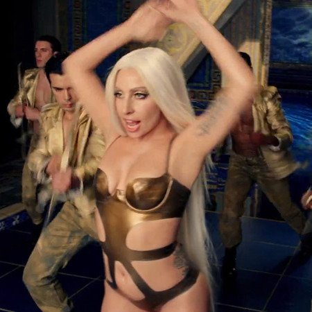 youtube lady gaga poker face