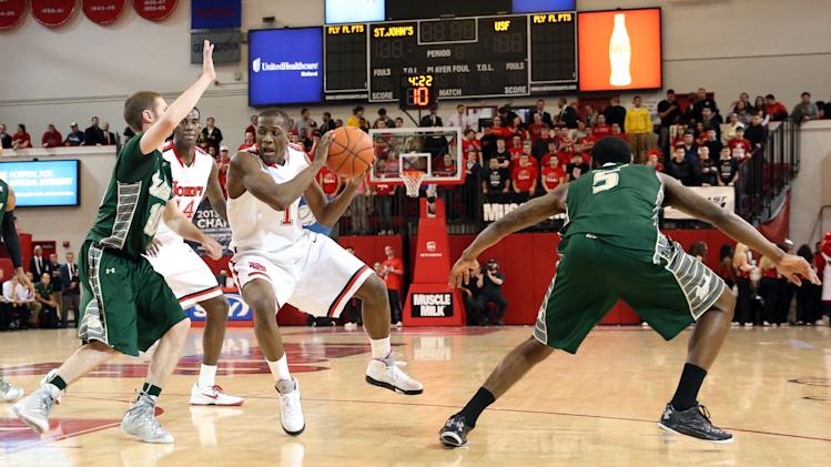 NCAA Basketball: South Florida at St. John's