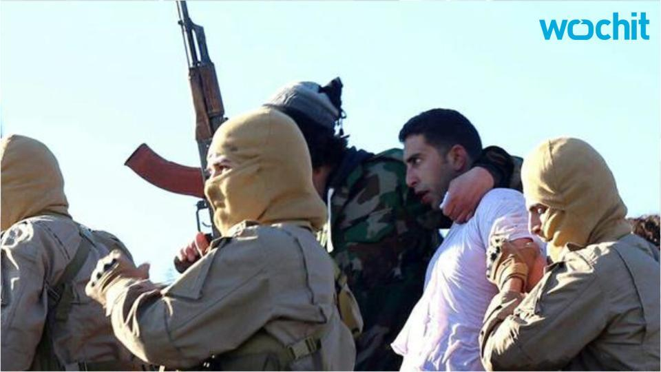 Islamic State extremists capture Jordanian pilot