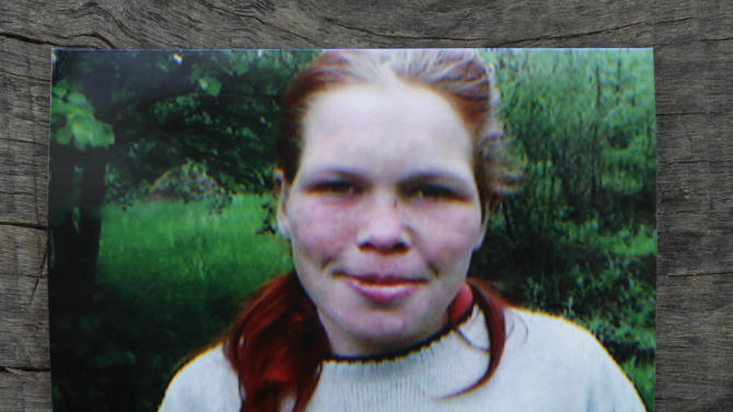 Undated photo of a German girl who was allegedly enslaved and abused by a Bosnian couple for years in the village of Karavlasi, 140 kms north of Sarajevo.  A couple who allegedly beat a young woman while keeping her locked up for years have been arrested in Bosnia, an official said Sunday May 27, 2012.  The 19-year-old girl was rescued after villagers tipped off authorities that she was being abused, the spokesman for the prosecutor's office in Tuzla, Admir Arnautovic, told The Associated Press. He said Milenko Marinkovic, 52, and his wife Slavojka, 45, were detained on suspicion of illegal imprisonment in a particularly cruel way. (AP Photo/Amel Emric)