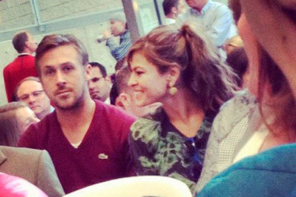 1. Eva Mendes And Ryan Gosling