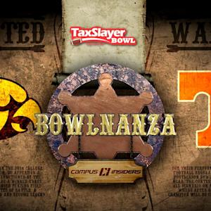 Taxslayer Bowl: Iowa vs Tennessee