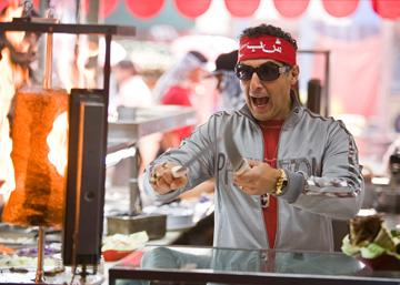 John Turturro in Columbia Pictures' You Don't Mess With the Zohan