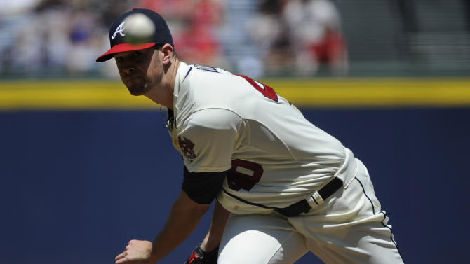 Braves moving lefty Alex Wood to bullpen - for now