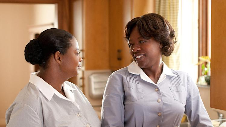 The Help 2011 Dreamworks Octavia Spencer Viola Davis