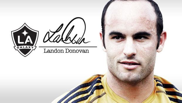 Landon Donovan stays in MLS, signing multi-year contract with LA Galaxy