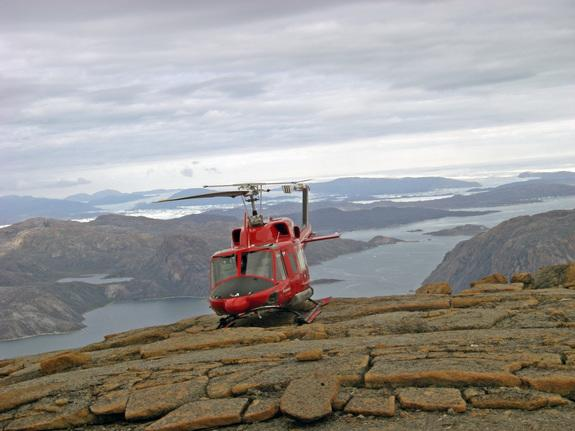 'Ghost Glaciers' Protect Greenland's Ancient Landscapes