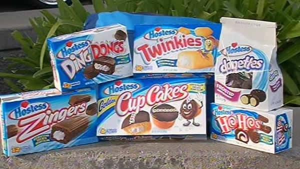 Hostess filing for bankruptcy, closing plants