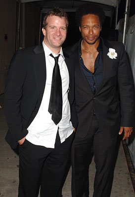 Thomas Jane and Gary Dourdan