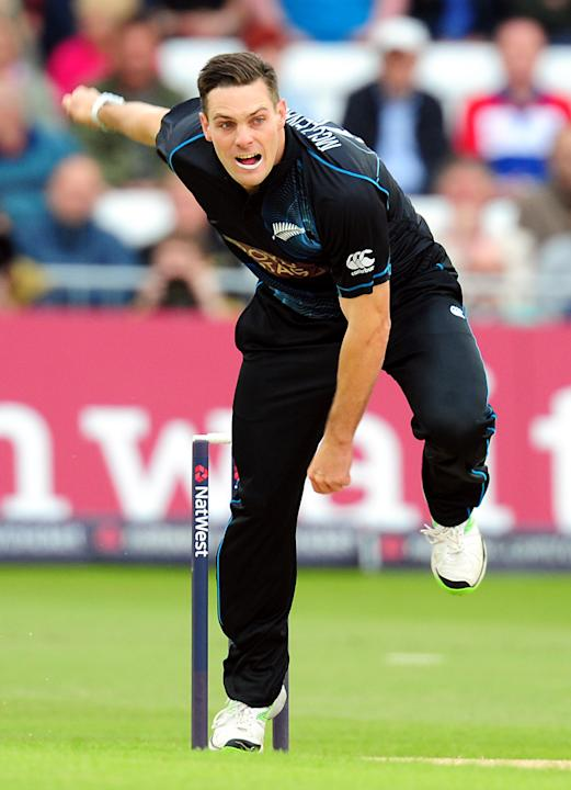 Cricket - Third NatWest One Day International - England v New Zealand