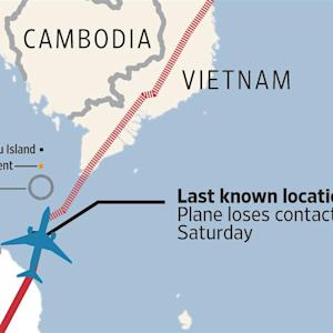 Malaysian Air Flight 370: Latest Developments