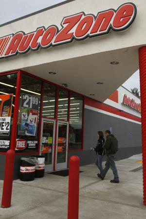 AutoZone 1Q net income rises, margin improves