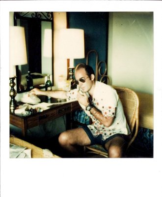 Hunter S. Thompson in Magnolia Pictures' Gonzo: The Life and Work of Dr. Hunter S. Thompson