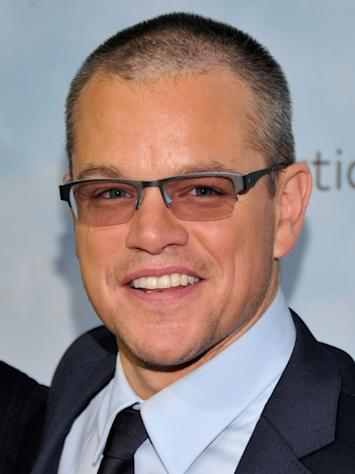 Matt Damon attends the 'Promised Land' premiere at AMC Loews Lincoln Square 13 on December 4, 2012 -- Getty Images