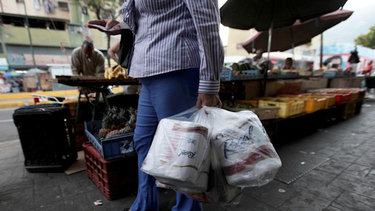 Now Venezuela is running out of toilet paper